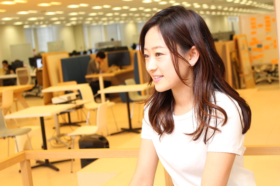 【Gunosyの先輩社員】パートナーソリューションズ本部 プレミアム広告セールス部:深谷江里子さん