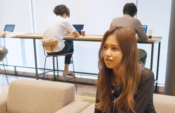 【サイバーエージェントの先輩社員】 Ameba事業本部オフィシャルメディアグロース室:種市真理子さん