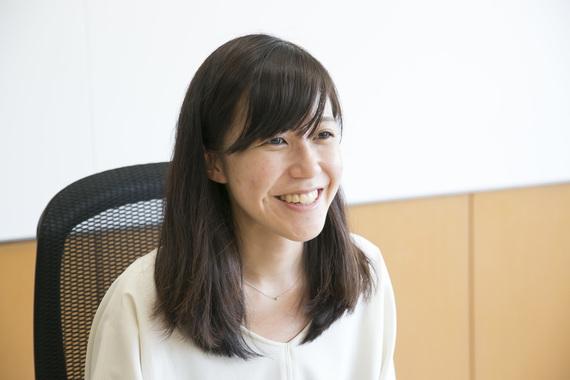 【富士通の先輩社員】産業・流通システム事業本部 SE:竹林恵理さん