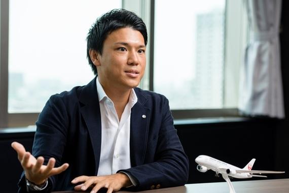 【JALの先輩社員】旅客システム推進部:坂本祐輝さん