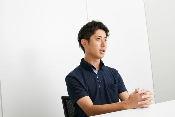 【ゼビオの先輩社員】ゼビオコーポレート株式会社 グループ人事企画室:佐々木淳さん