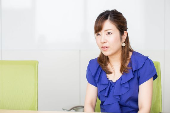 【TSUTAYAの先輩社員】HRメディアカンパニー:清水悠衣さん