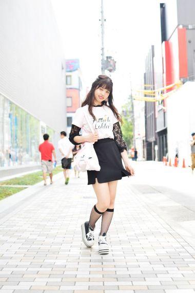 Vol.265 ゆきさん(中日美容専門学校)【通学コーデ5days】