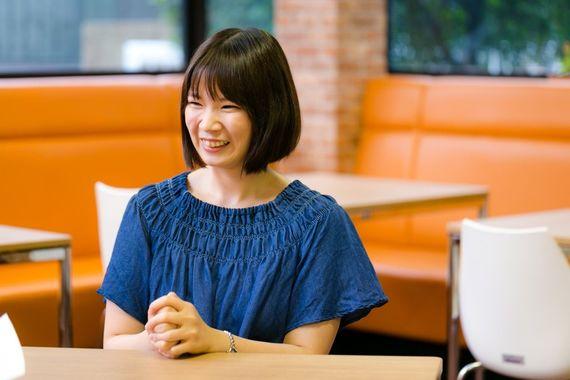 【タニタの先輩社員】ライフソリューション営業部 ライフソリューション営業開発課:中谷春菜さん