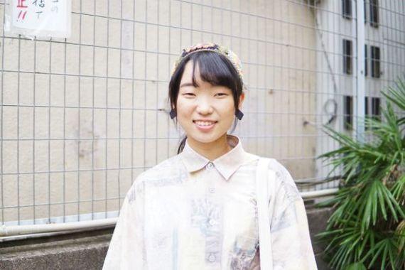 Vol.278 彩希さん(大阪大学)【通学コーデ5days】