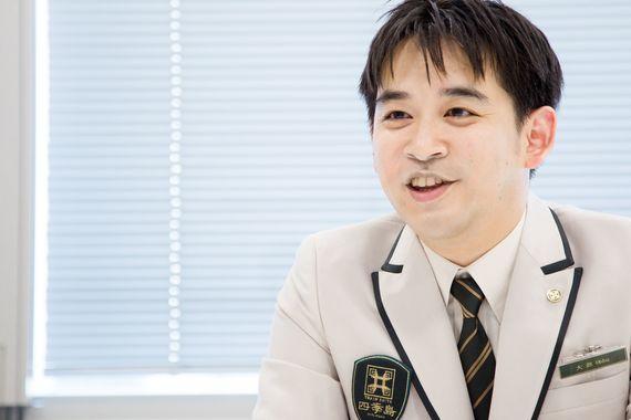 【JR東日本の先輩社員】鉄道事業本部営業部 輸送戦略グループ:大部晃裕さん