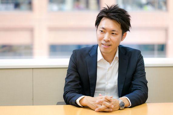 【三菱商事の先輩社員】AI/IoT推進会議事務局:遠藤翼さん