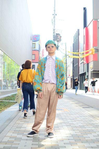 Vol.285 たかさん(中日美容専門学校)【通学コーデ5days】