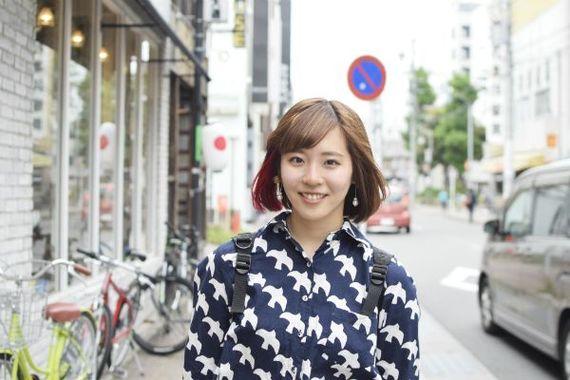 Vol.291 べいそんさん(名古屋芸術大学)【通学コーデ5days】