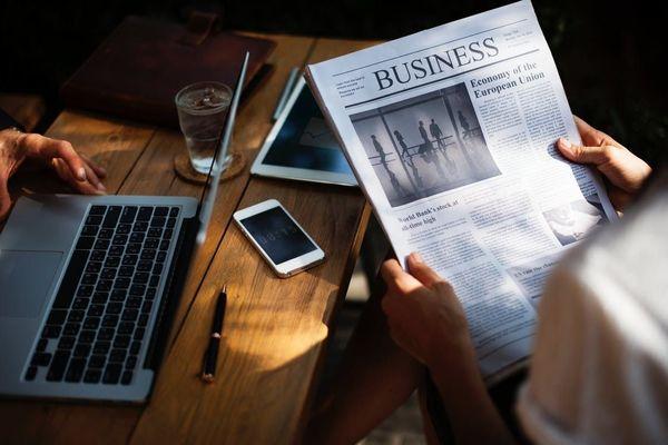 就活に役立つ新聞の読み方とは? 日経新聞を効率よくチェックしよう!