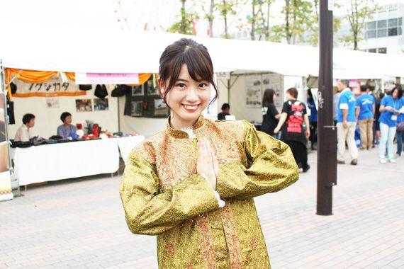 日本最大の国際協力イベント「グローバルフェスタJAPAN」で国際協力や「持続可能な開発目標(SDGs)」を学びながら1日たっぷり遊べた件