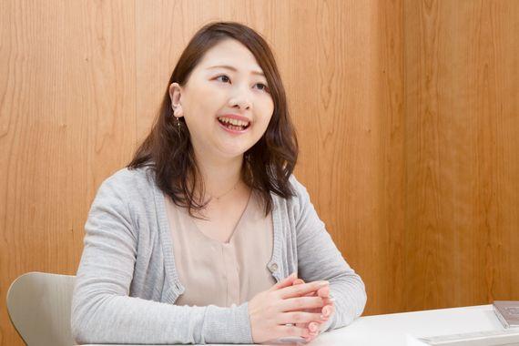 【日本財団の先輩社員】公益事業部 国内事業開発チーム:吉田ももさん