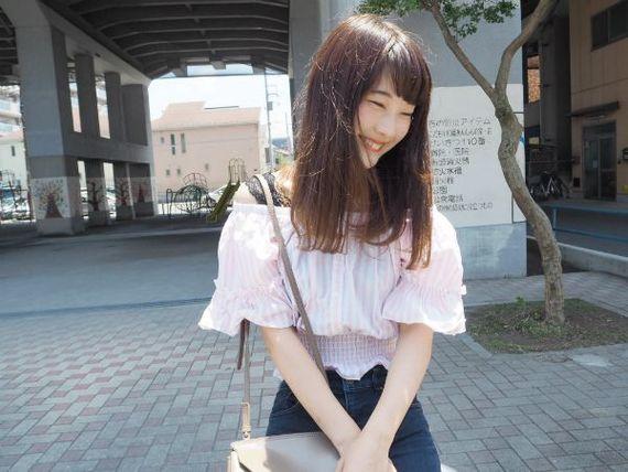 Vol.306 まりなさん(東京農業大学)【通学コーデ5days】