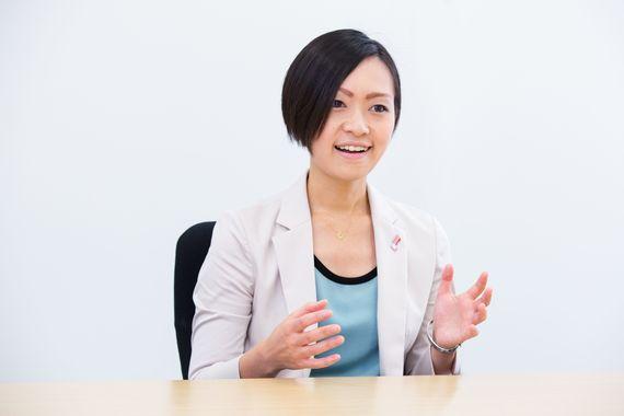 【味の素冷凍食品の先輩社員】研究・開発センター 研究グループ:田中仁奈さん