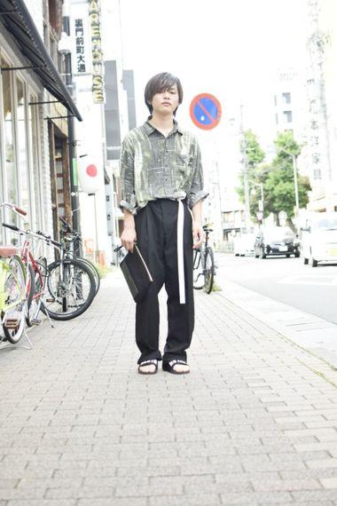 Vol.328 ふぐたさん(名古屋大学)【通学コーデ5days】