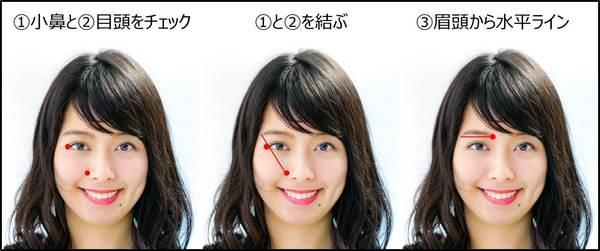 就活の眉メイクってどうすればいい? 就活メイクのプロに眉毛を整えるコツを聞いてみた!