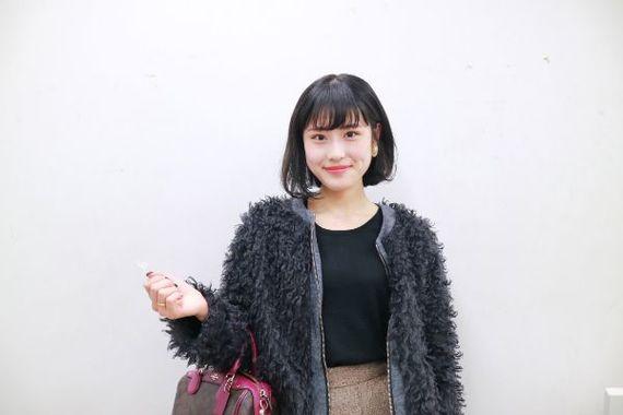 Vol.350 花穂さん(早稲田大学)【通学コーデ5days】