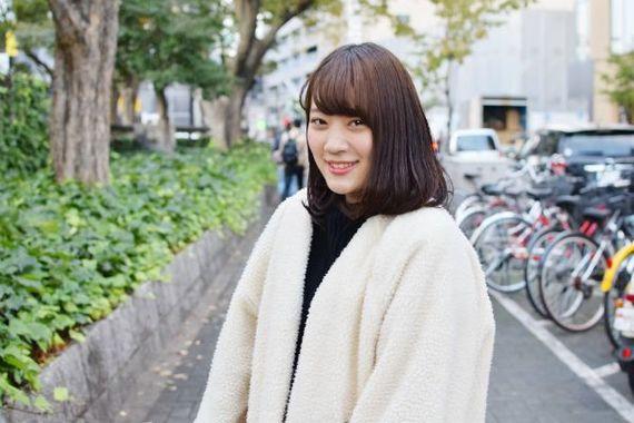 Vol.367 りささん(桜花学園大学)【通学コーデ5days】