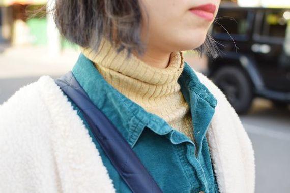 Vol.393 ななさん(資生堂美容専門学校)【通学コーデ5days】