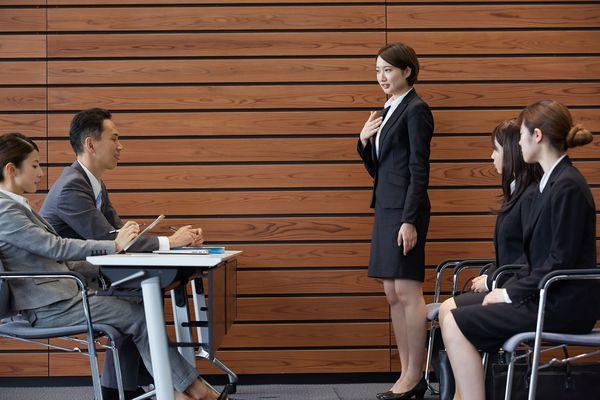 面接試験で熱意を伝える話し方の極意5