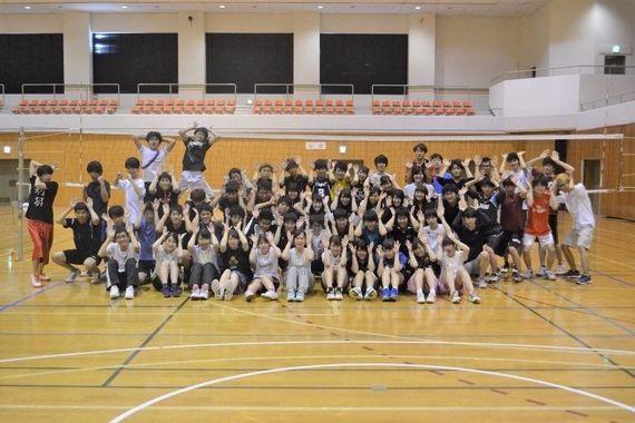 ゆるくバレーを楽しみたいなら! 横浜国立大学バレーボールサークル『Lavish Rabbits』 サークル・部活・学生団体DB