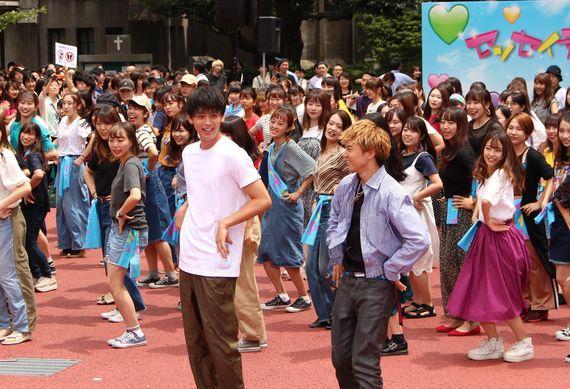 【センセイ君主】竹内涼真さんに「25年間でいちばんうれしい」と言わしめた、青学イベンターに話をきいてみた