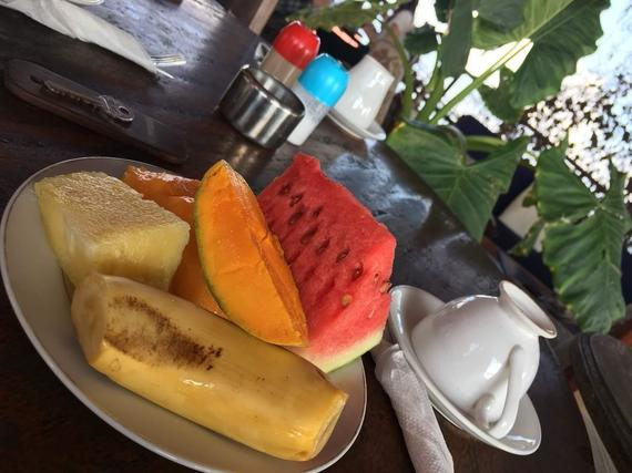 とっても甘いタンザニアのフルーツ! 一度食べたら忘れられないおいしさ #インスタ映え@アフリカ