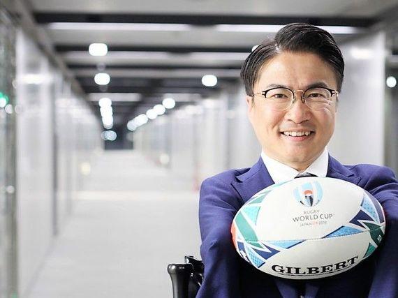にわかのあなたと楽しみたい。乙武さんと探る「ラグビーW杯2019」の新視点