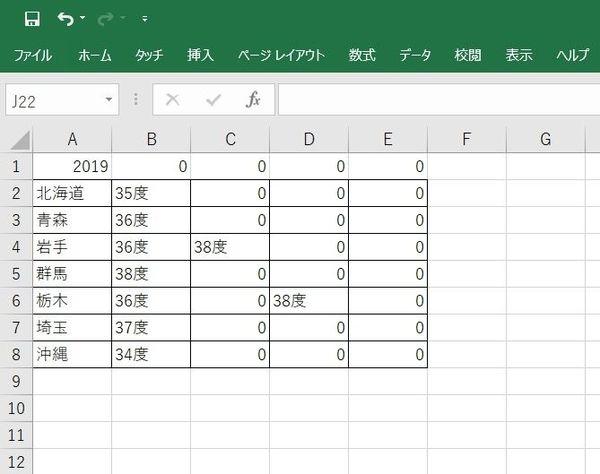 空白のセルを一括して置換or消去したい! Excelを効率化する方法を解説