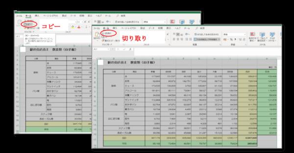 Excelで作成した表をコピー&ペーストするには? パワーポイントやワードへの貼り付けも