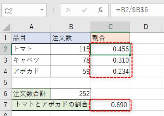 パーセント、円、四捨五入……Excelで計算した合計値の表示を変更する方法