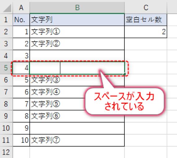 Excelで空白セルの数や重複セル 種類数 をカウントする方法を解説