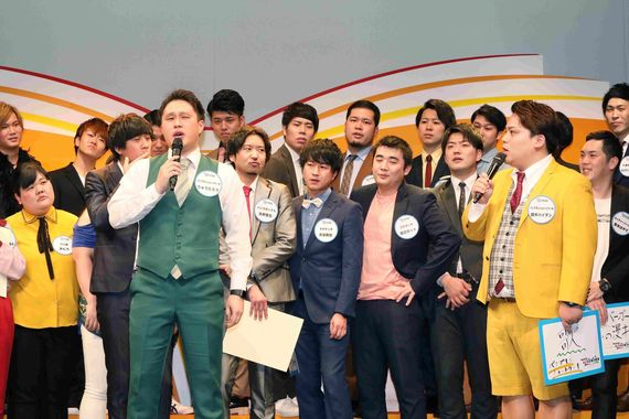 ほっとけない学生芸人GP2019王者「せきんにくん」が、吉本の劇場に潜入してみた #大人の社会見学