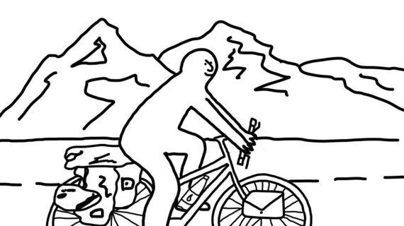 【探す】自転車ライター松田然さんに聞く、初心者にもおすすめの自転車旅3選!