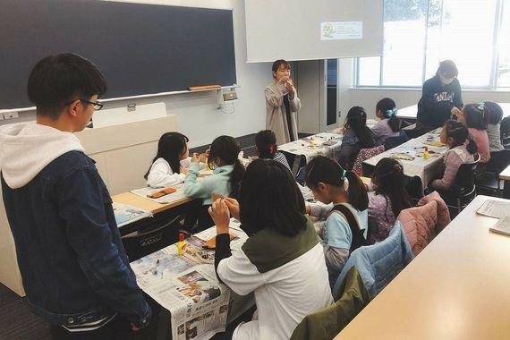 「SDGsを他人事にしない!」芝浦工業大学「綾いと」が取り組むSDGs啓発活動