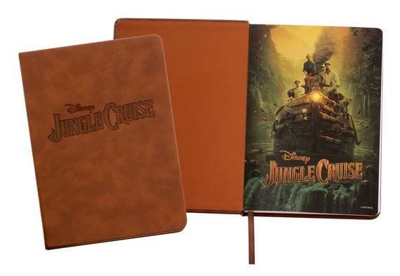 ※受付終了※ディズニー最新作映画『ジャングル・クルーズ』オリジナルノートを8名様にプレゼント!